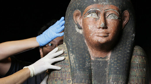 Archeologists uncover 4,000yo tomb of one of the most important Egyptian noblemen from 12th Dynasty