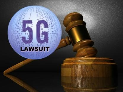 5G lawsuit