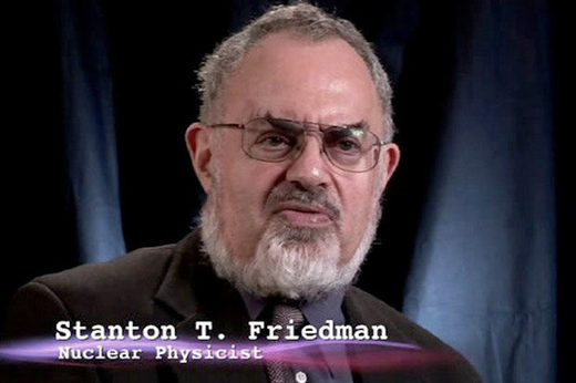 Prominent Ufologist Stanton Friedman: 'Aliens are here and will quarantine us'