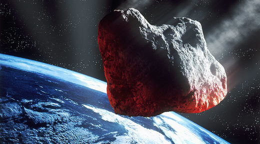 Huge 'potentially hazardous' asteroid hurtling towards Earth on April 19th
