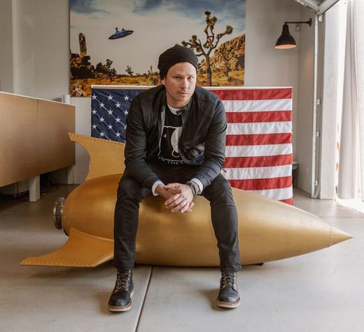 Tom DeLonge of Blink 182 on why UFO research just might save mankind