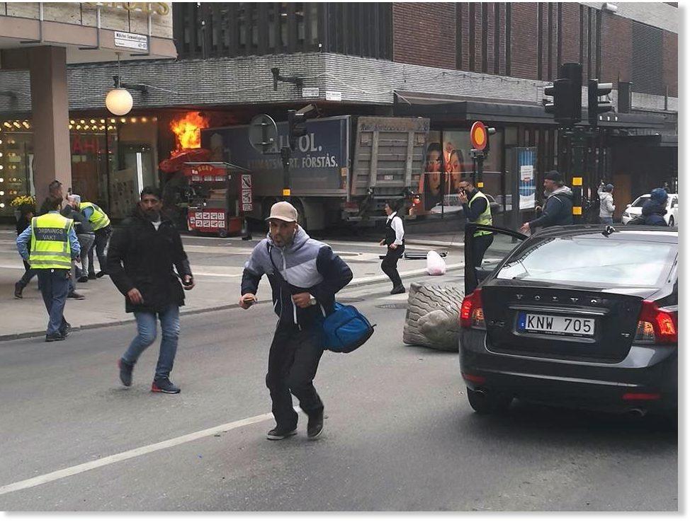 attacks radical racism norm sweden
