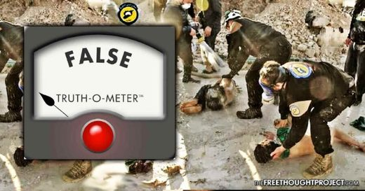syrian chemical attack children free thought project truth-o-meter