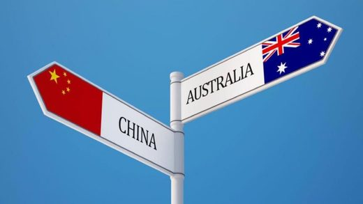 Australia beckons a war with China