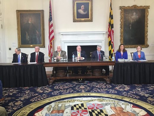 Maryland governor signs 'No means no' rape law that victims no longer need to prove resistance
