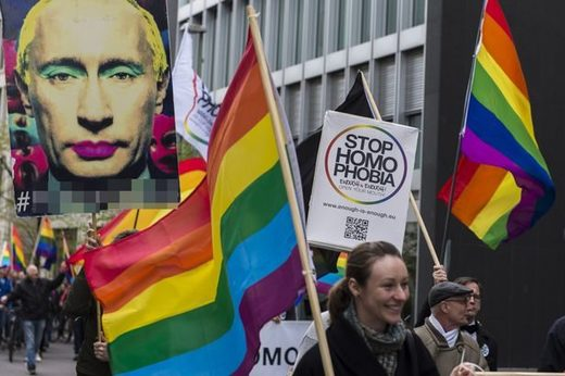 Fake news purveyors busted: There are no 'gay gulags' in Chechnya