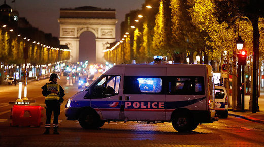 UPDATES: Police officer killed, another injured in Champs-Elysees shooting in Paris