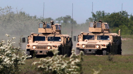 Humvees and howitzers: US approves $300mn sale of military equipment for Iraq's Kurdish forces