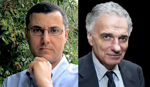 Barghouti freed to travel, will receive Gandhi award at Yale, as will Ralph Nader