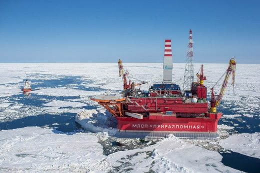 russian oil and gas operations