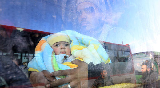 Many Syrian families are naming their newborns Putin and learning Russian