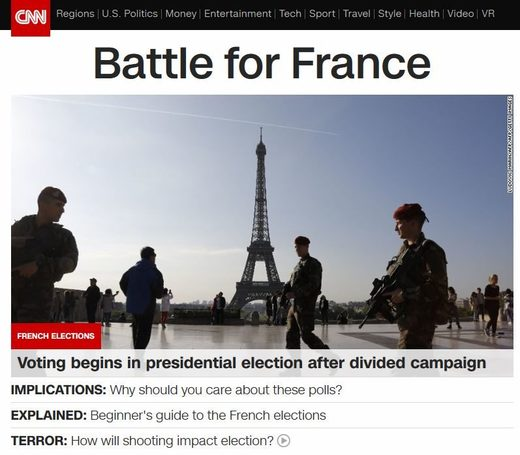 cnn french elections
