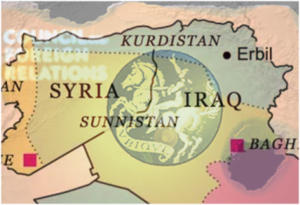 Kurdistan Iraq Syria Balkanizing Middle east
