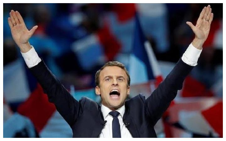Meet Emmanuel Macron Rothschild Banker Bilderberger Anti Establishment Candidate In French Election Puppet Masters Sott Net