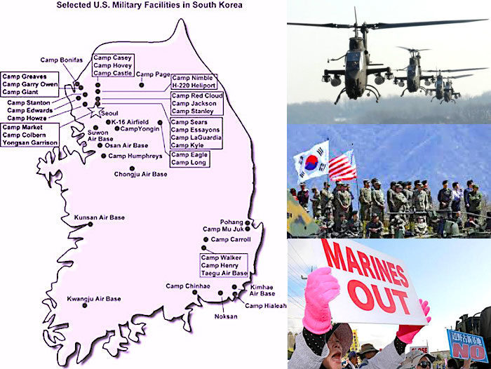 What Should S Korea Do Give Us Troops The Boot Puppet Masters