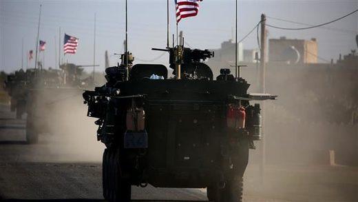 Военные США начали патрулировать турецко-сирийскую границу