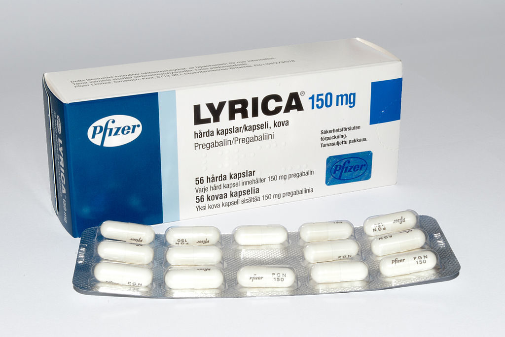 Neurontin and Lyrica adverse effects: Brain damage, muscle