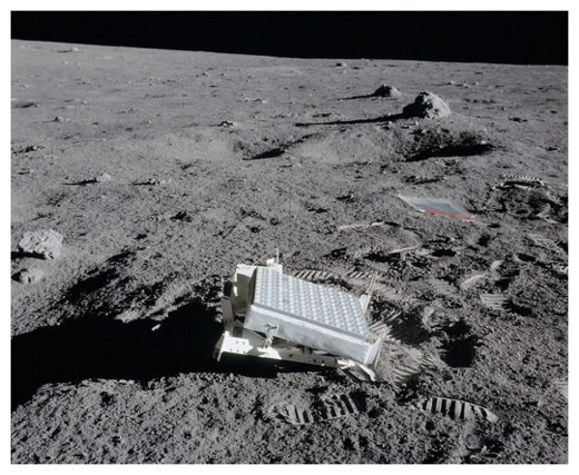The Lunar Laser Ranging Experiment