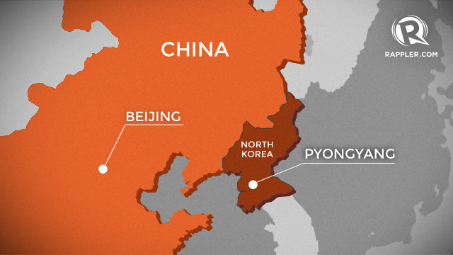 Open source analysis is prone to perilous fails reuters latest china north korea map gumiabroncs Choice Image