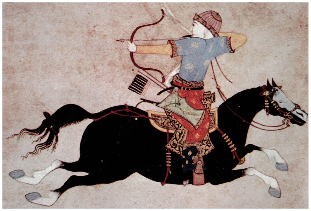Mongolian bow: why the Mongols had no equal in battle