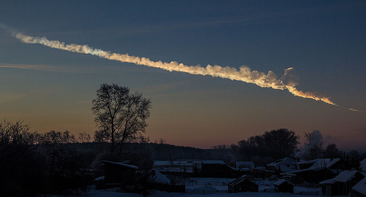 Large asteroid impacts