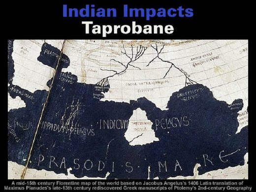 Taprobane - The Indian impact event you never heard of