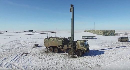 Russian 'Penicillin' automated artillery reconnaissance system