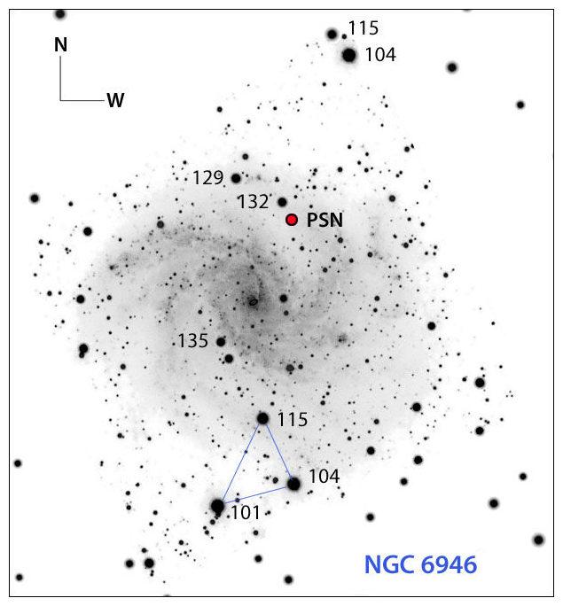 supernova map - photo #31