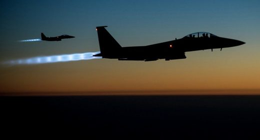 US-Led Coalition Strikes Hit Syrian Army Near At Tanf - UPDATES