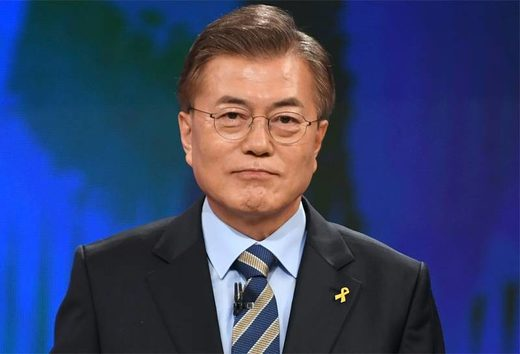Moon Jae-in president South Korea