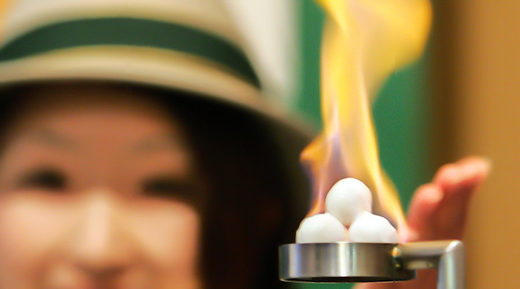 China makes 'flammable ice': Believed to be the best replacement for natural gas and oil