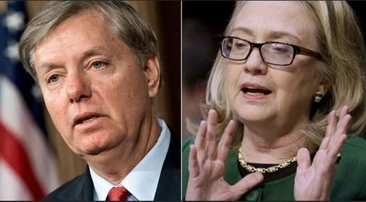 Lindsey Graham: I believe Clinton operatives emailed Justice Dept during email probe