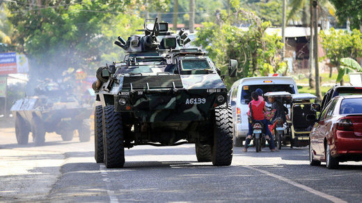 Philippines army