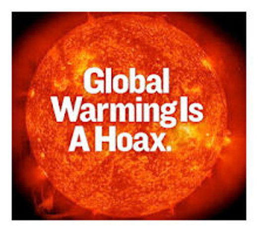 Global Warming Hoax Climate Change