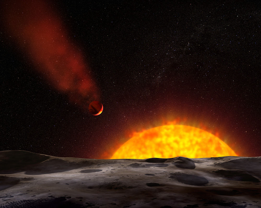 nasa exoplanet science institute - photo #9