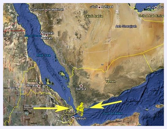What's Going On in The Gulf of Aden? -- Earth Changes
