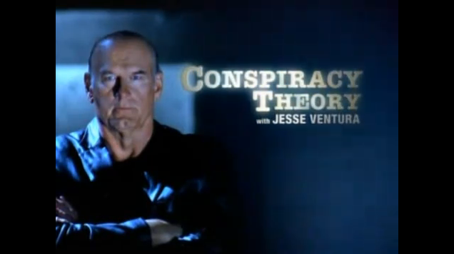 Jesse Ventura brings the truth about the Gulf oil spill to mainstream America