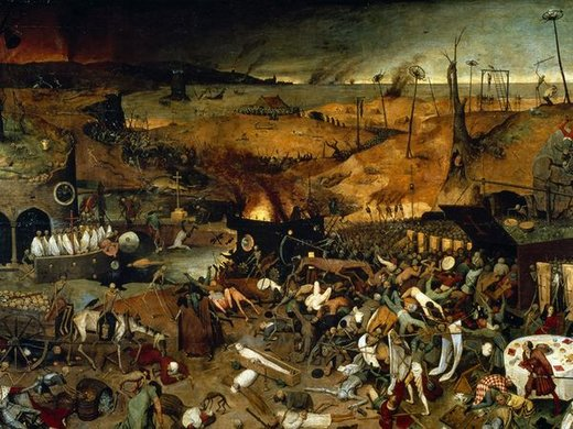 New Light on the Black Death: The Cosmic Connection