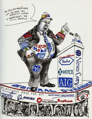 corporate personhood cartoon