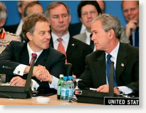 bush,blair
