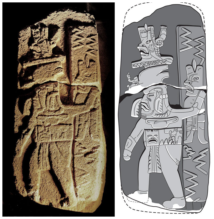 Was the original ethnicity ethnicities behind olmec