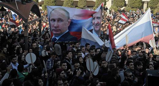 Putin syria