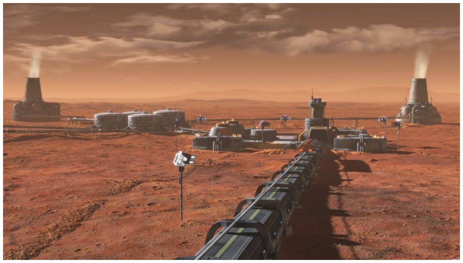 terraforming mars for human habitation essay Human colonization of other planets, even in our solar system, is a long way away terraforming mars: hydrosphere and oxygen atmosphere.