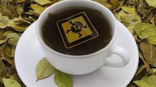 Pesticides in tea
