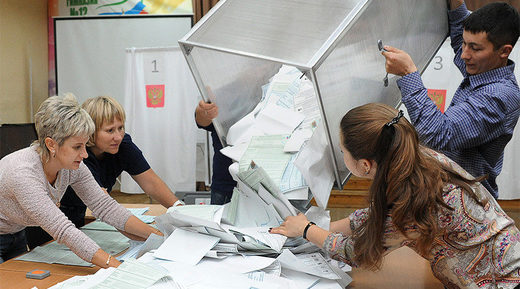 Russian Upper House mull reciprocal bans on foreign monitors at Russian election