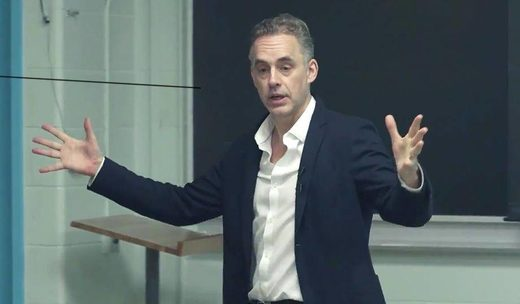 Jordan Peterson: YouTube's new father figure