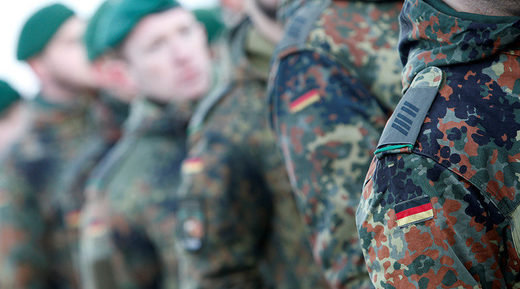 German defense commissioner: 'There will be a European army'