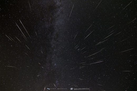 Potential new meteor shower from Comet Borisov