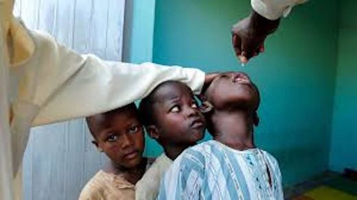 WHO: 116 million African children to get polio vaccines