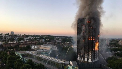 Grenfell Tower inferno, Götterdämmerung for UK regime? Brexit, Corbyn, and Britain's constitutional crisis